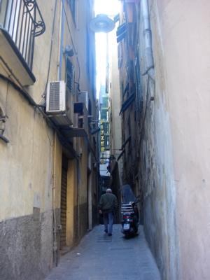 Bonita calle