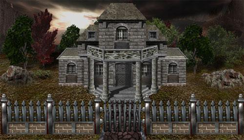 Casa de vampiro