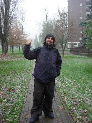 Nieve en Milano!