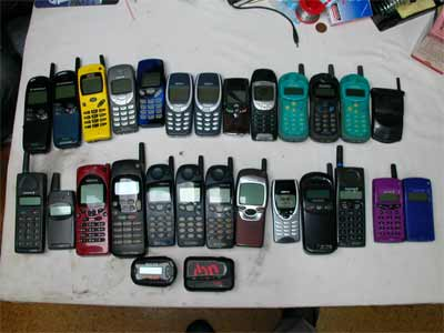 coleccion de moviles